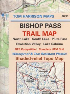 Bishop Trail Map