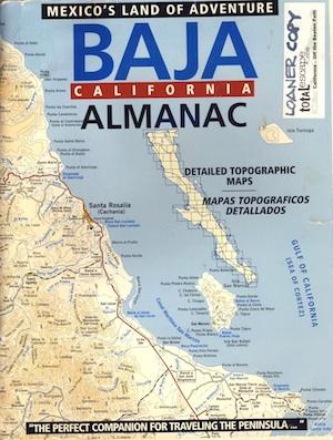 baja maps