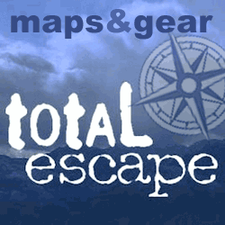 Total Escape Map Shop