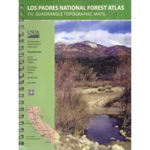 Los Padres Forest Atlas
