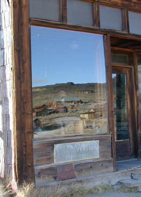 Bodie Mining Camp California