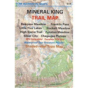 Hiking Trails Mineral King