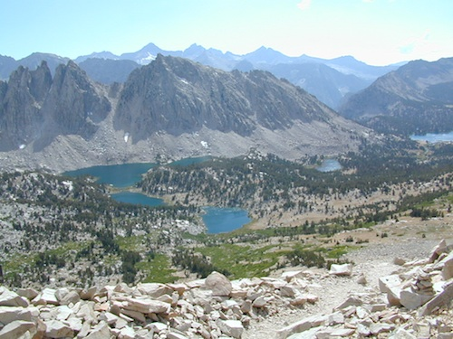 High Sierra Lakes