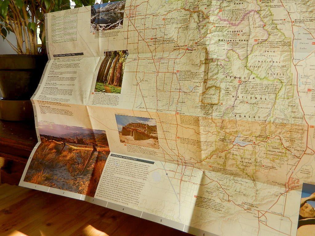 Sierra Map