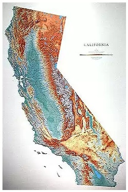 California Raven Maps