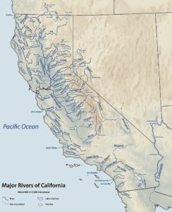 Rivers of California
