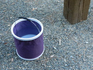 camp bucket