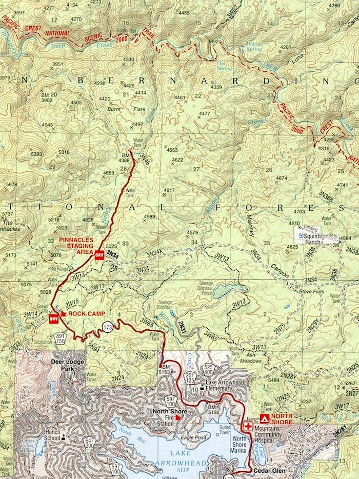 Trail Details