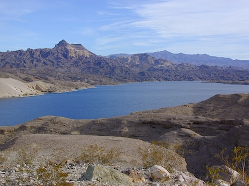 mohave lake