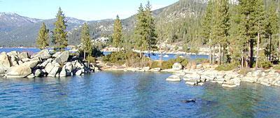 closeup tahoe