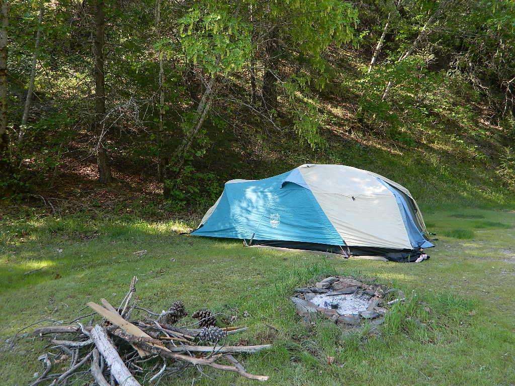 free camp site