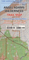 Eastern Sierra Trail Map
