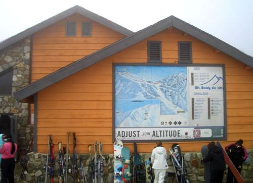mount baldy ski lodge