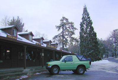 Mount Laguna Snow
