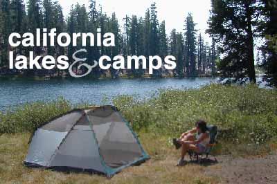 lake camping calif