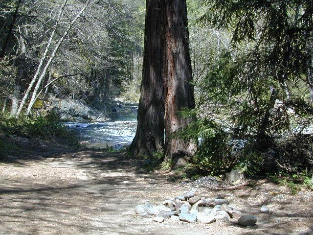 river camp free