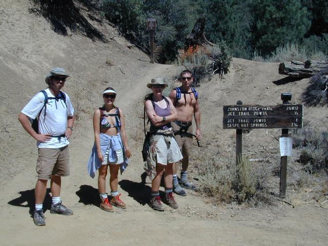 sespe hot springs hike