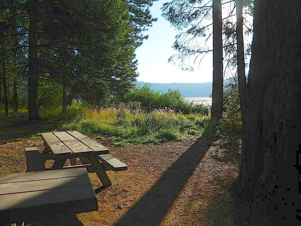 Snake Lake Camping