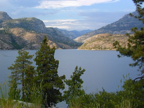 Wishon Reservoir