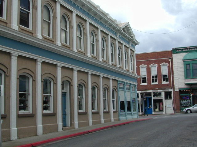 yreka downtown