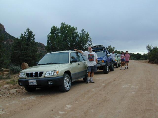 Caravan Utah