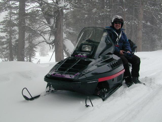 snow mobile rentals