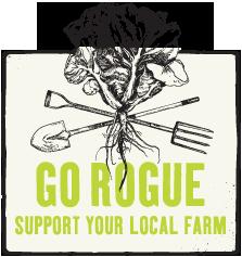 go-rogue farming